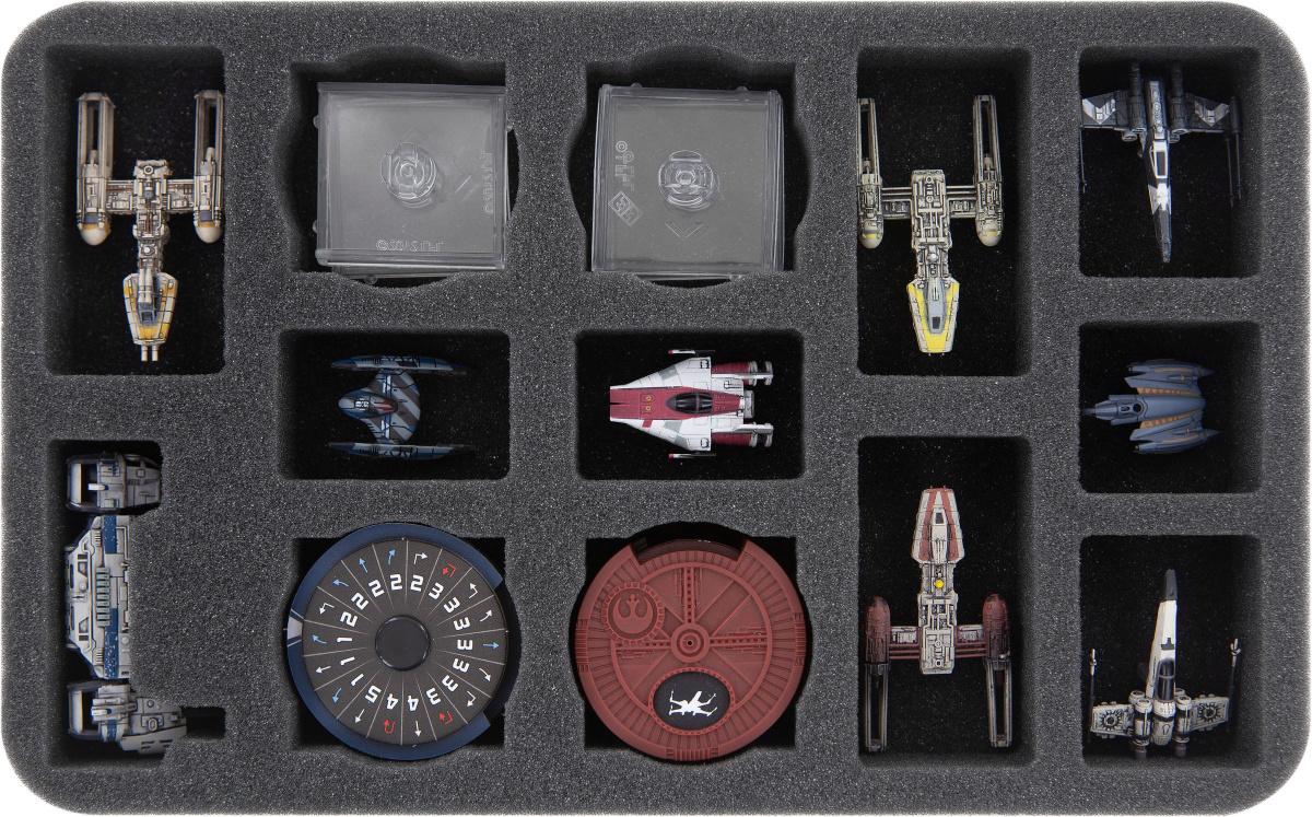 Feldherr Gąbka na X-Wing: Resistance Transport