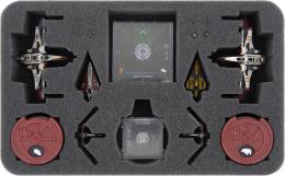 Feldherr Gąbka na X-Wing: ARC-170, Delta-7 Aethersprite i V-19 Torrent Starfighter