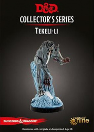 Dungeons & Dragons: Collector's Series - Tekeli-li