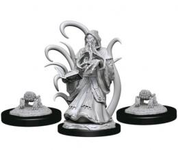 Dungeons & Dragons: Nolzur's Marvelous Miniatures - Alhoon & Intellect Devourers