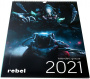 Rebelowy Kalendarz Gracza 2021