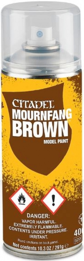 Citadel - Mournfang Brown Model Paint spray
