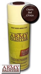 Army Painter - Chaotic Red - Colour Primer