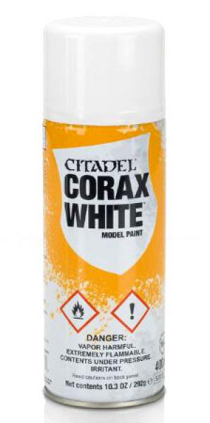 Citadel - Corax White Primer Spray