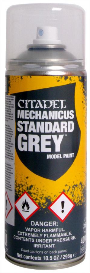 Citadel - Mechanicus Standard Grey spray (2016)
