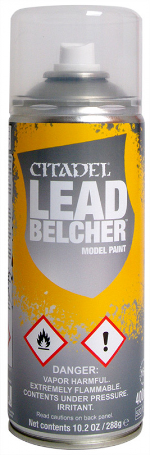 Citadel - Leadbelcher spray (2016)