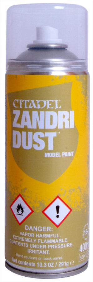 Citadel - Zandri Dust spray (2016)