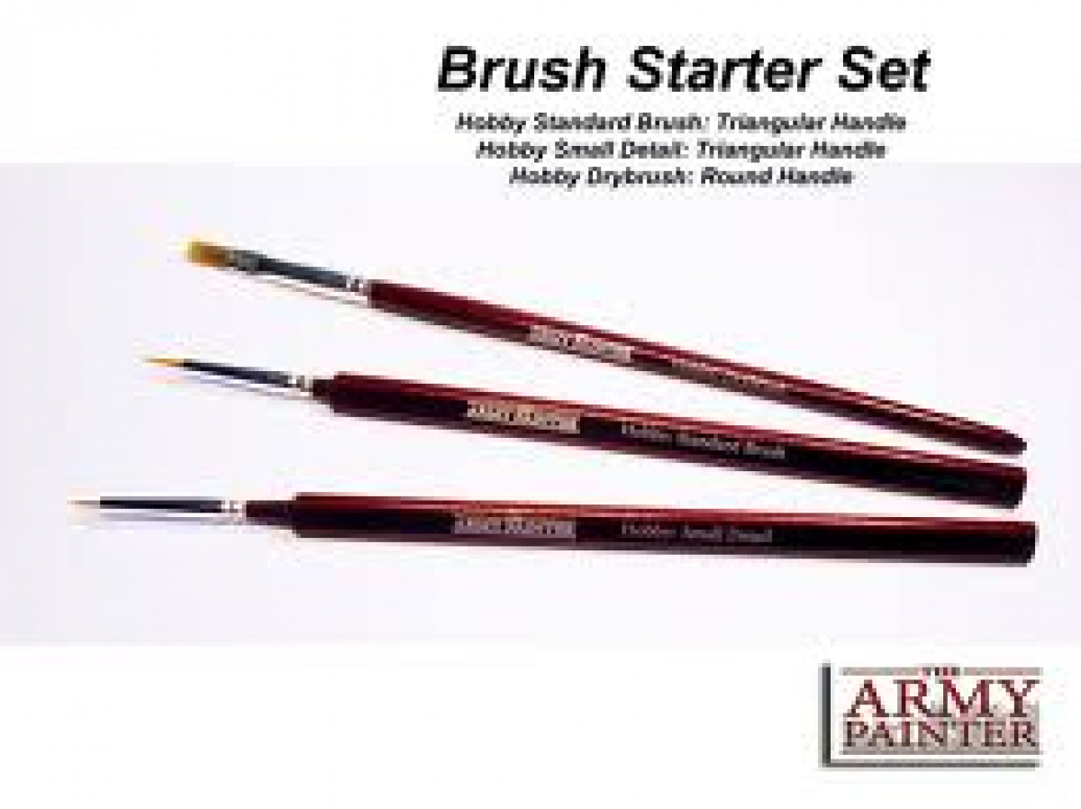Army Painter - Brush Set