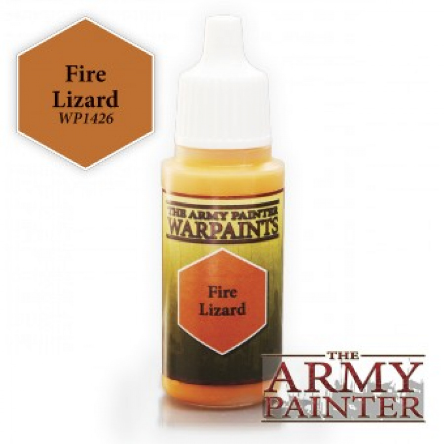 Army Painter - Fire Lizard