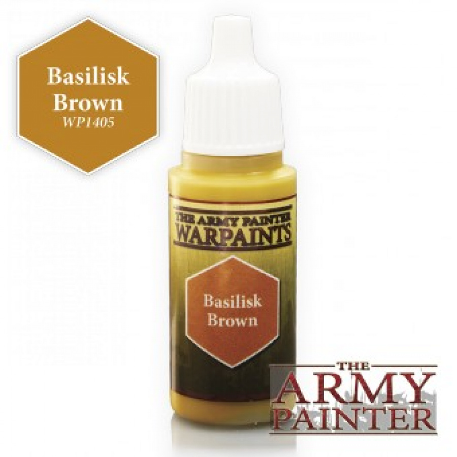 Army Painter - Basilisk Brown