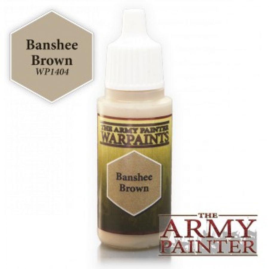 Army Painter - Banshee Brown
