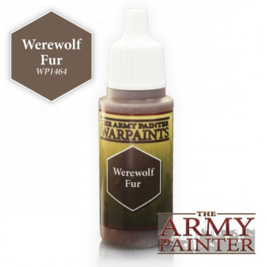 Army Painter - Werewolf Fur