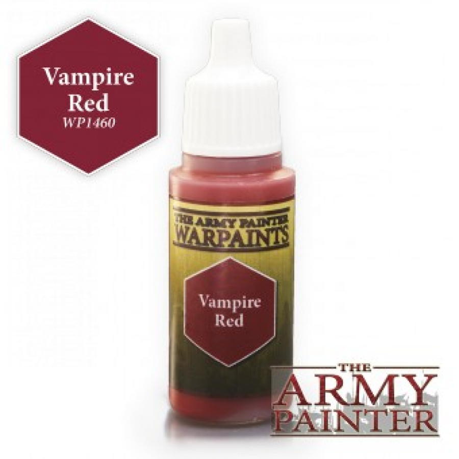 Army Painter - Vampire Red