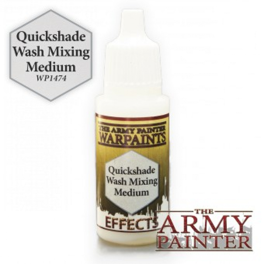 Army Painter Effects - Quickshade Wash Mixing Medium