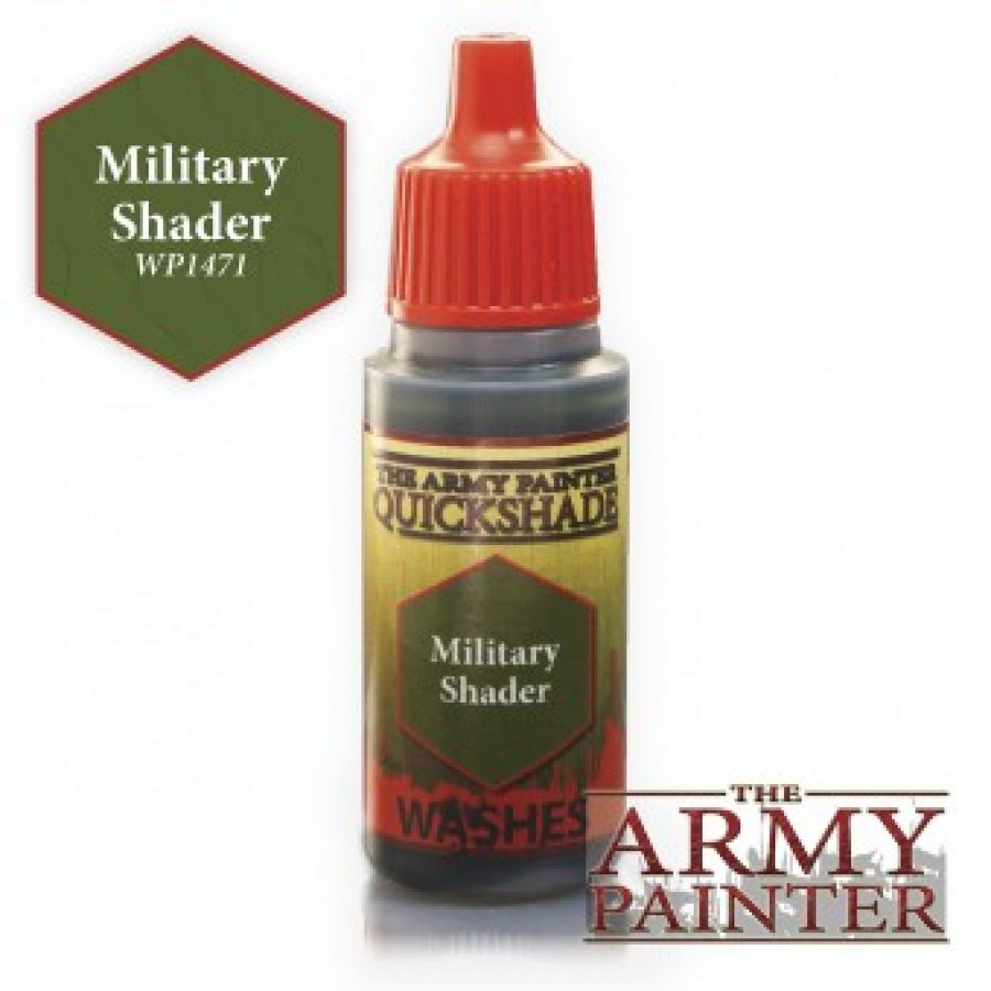 Army Painter Quickshade - Military Shader