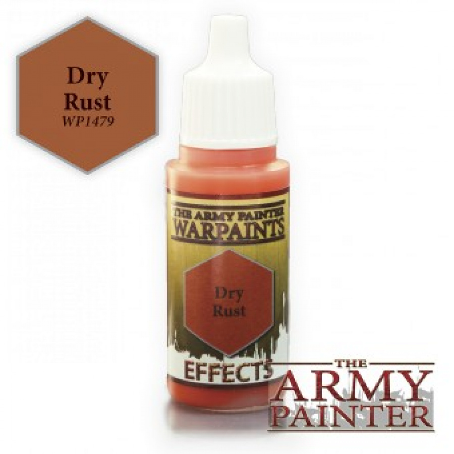 Army Painter Effects - Dry Rust