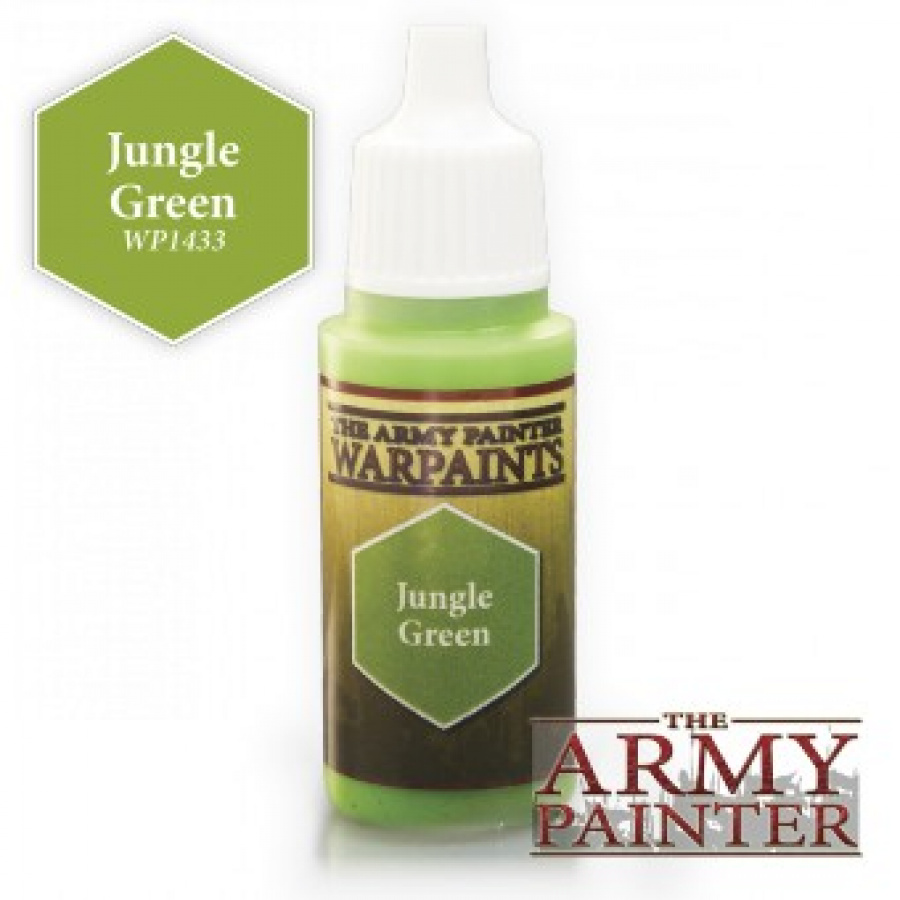 Army Painter - Jungle Green