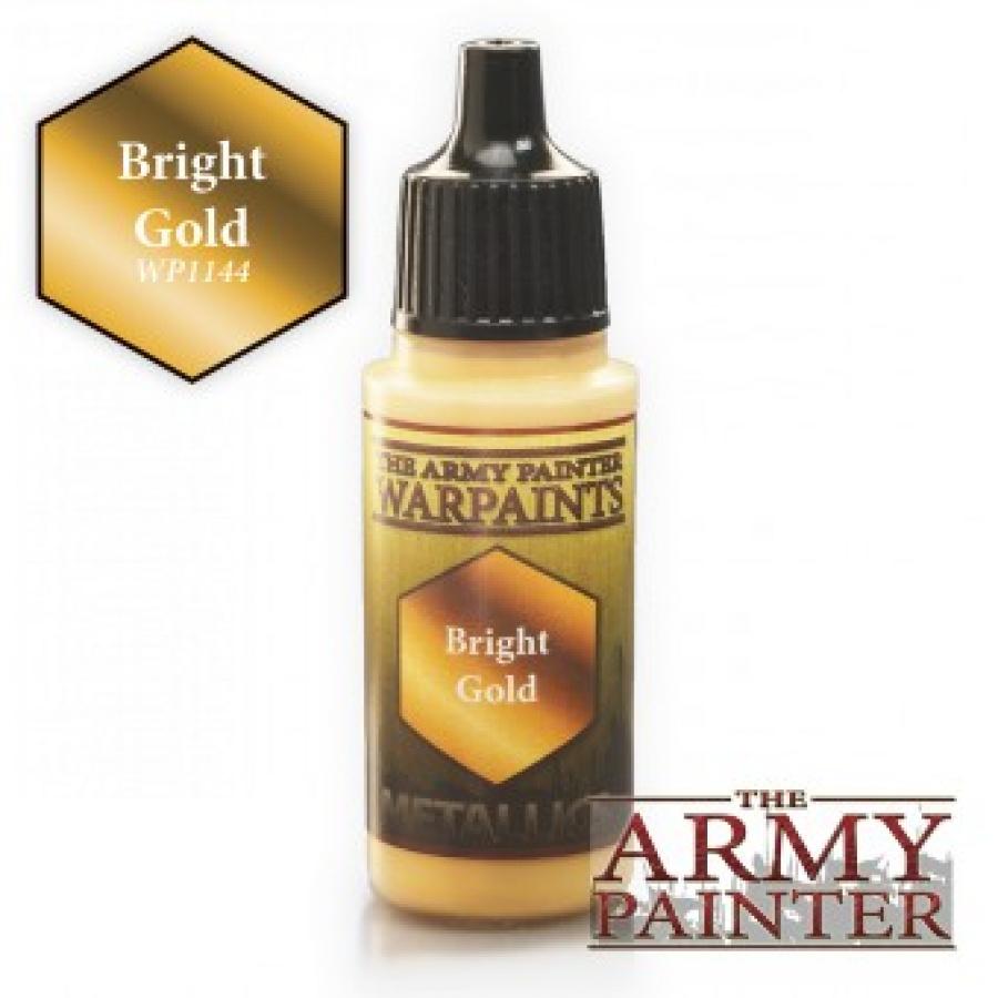 Army Painter Metallics - Bright Gold