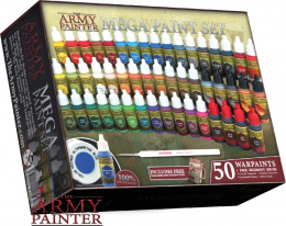 Army Painter - Mega Paint Set 2017