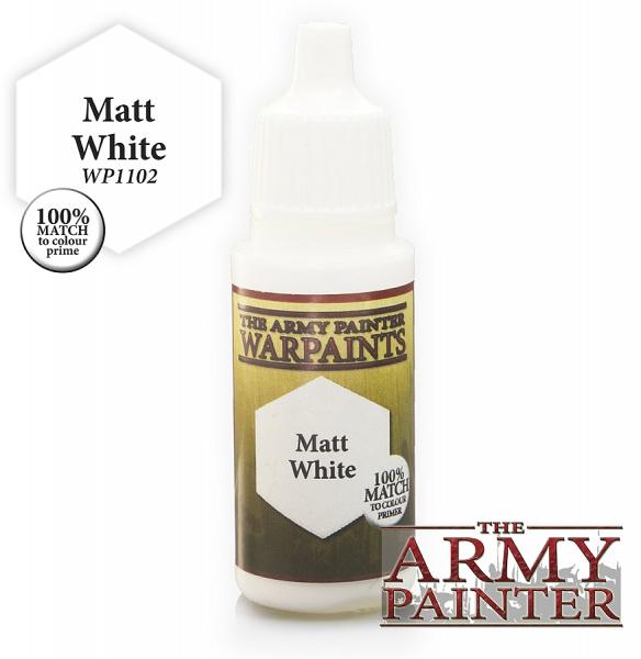 Army Painter - Matt White