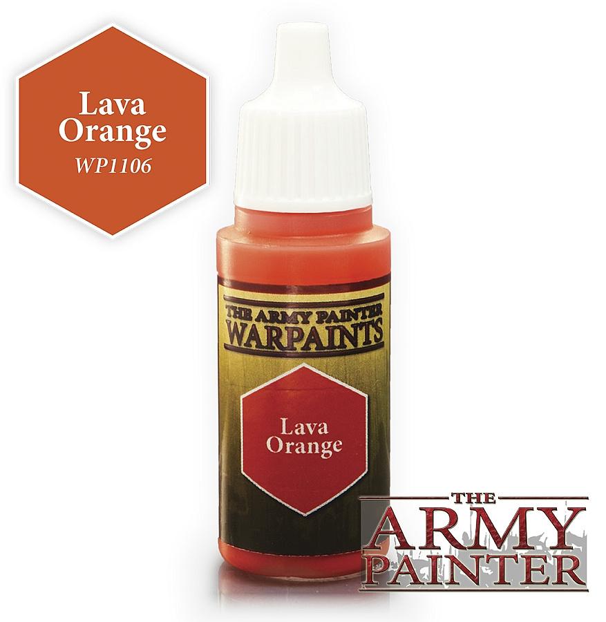 Army Painter - Lava Orange