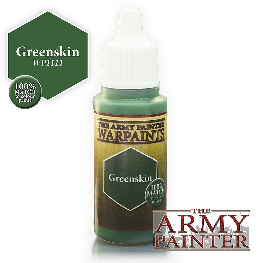 Army Painter - Greenskin