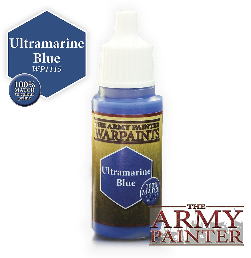 Army Painter - Ultramarine Blue