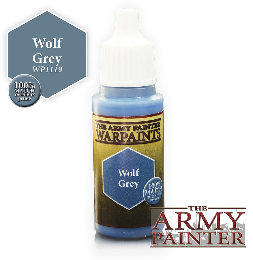 Army Painter - Wolf Grey
