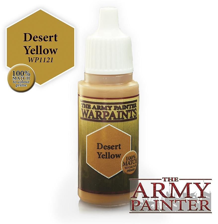 Army Painter - Desert Yellow