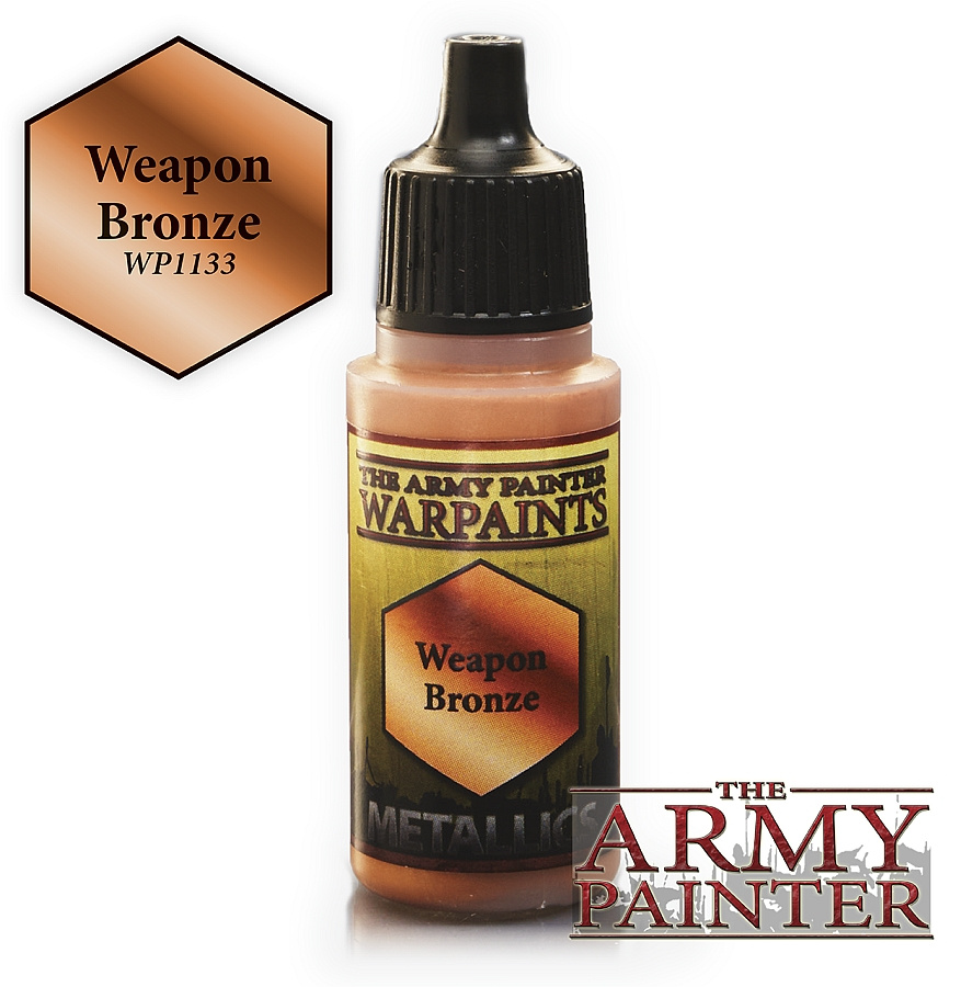 Army Painter Metallics - Weapon Bronze