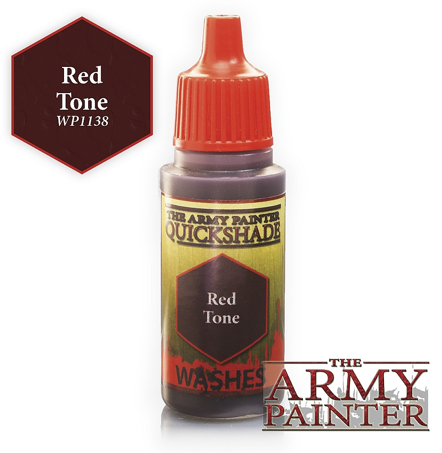 Army Painter Quickshade - Red Tone