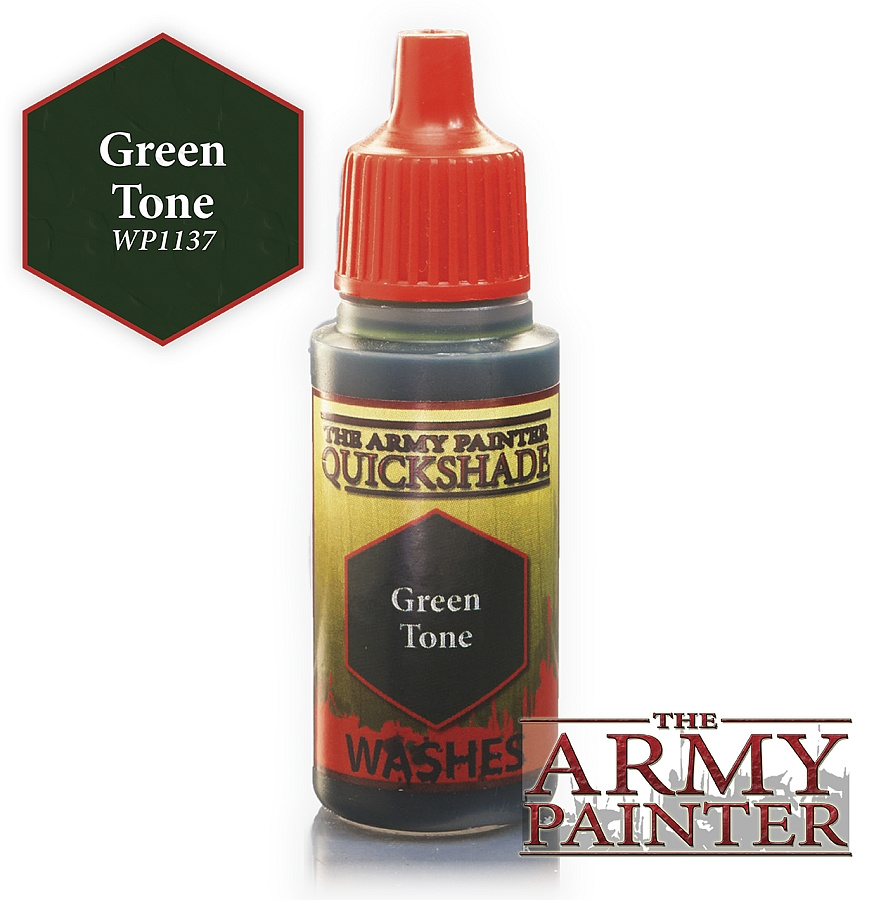 Army Painter Quickshade - Green Tone