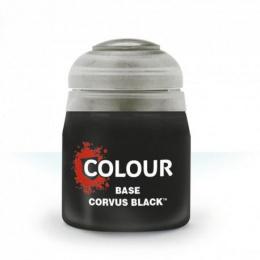 Citadel Colour: Base - Corvus Black