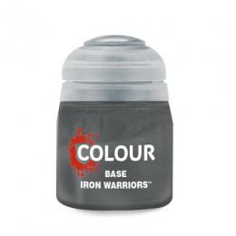 Citadel Colour: Base - Iron Warriors