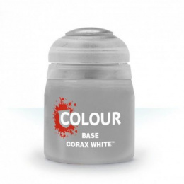 Citadel Colour: Base - Corax White