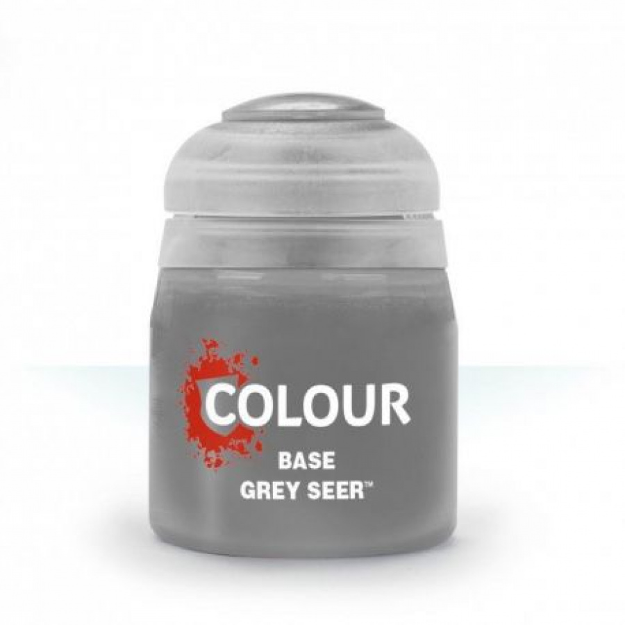 Citadel Colour: Base - Grey Seer