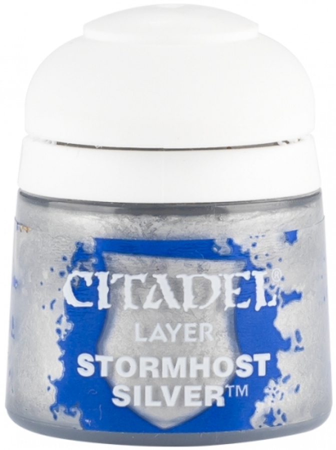 Citadel Layer - Stormhost Silver