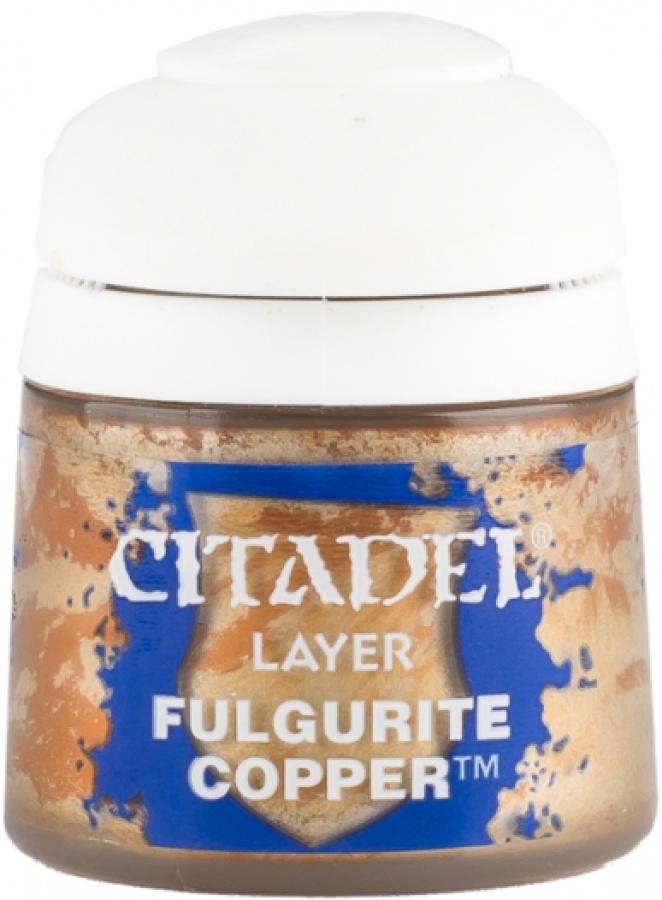 Citadel Layer - Fulgrite Copper