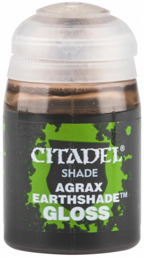 Citadel Shade - Agrax Earthshade Gloss (24ml)