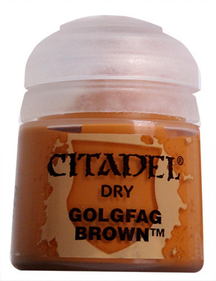 Citadel Dry - Golgfag Brown