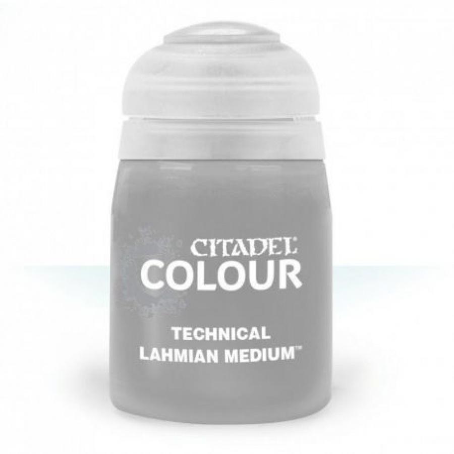 Citadel Colour: Technical - Lahmian Medium