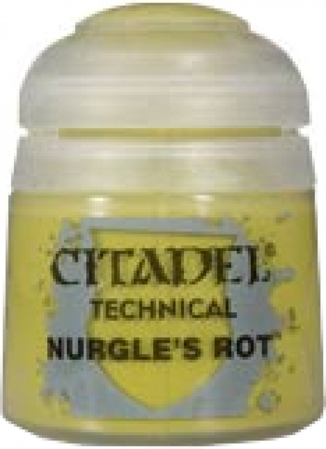 Citadel Technical - Nurgle's Rot