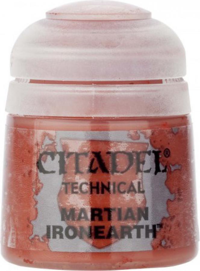Citadel Technical - Martian Ironearth