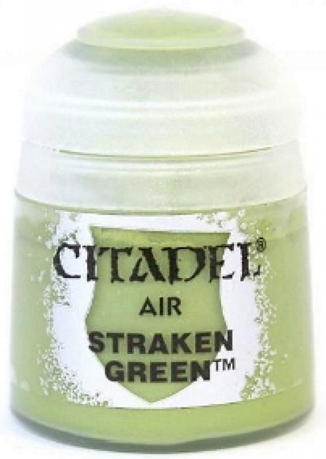 Citadel Air - Straken Green