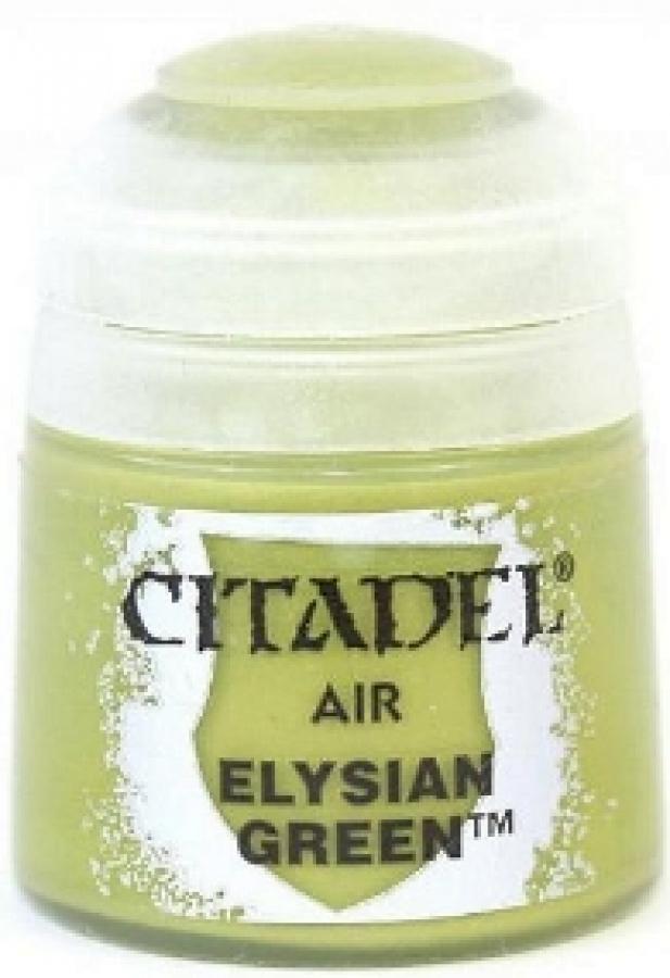 Citadel Air - Elysian Green
