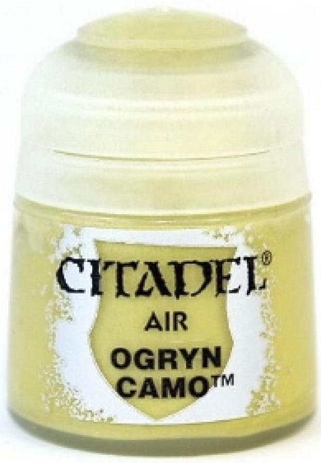 Citadel Air - Ogryn Camo