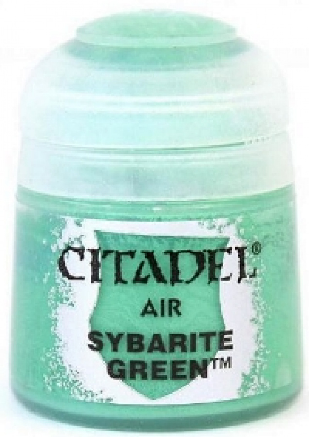 Citadel Air - Sybarite Green