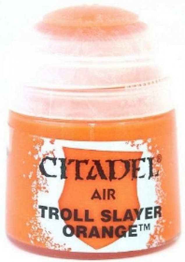 Citadel Air - Troll Slayer Orange
