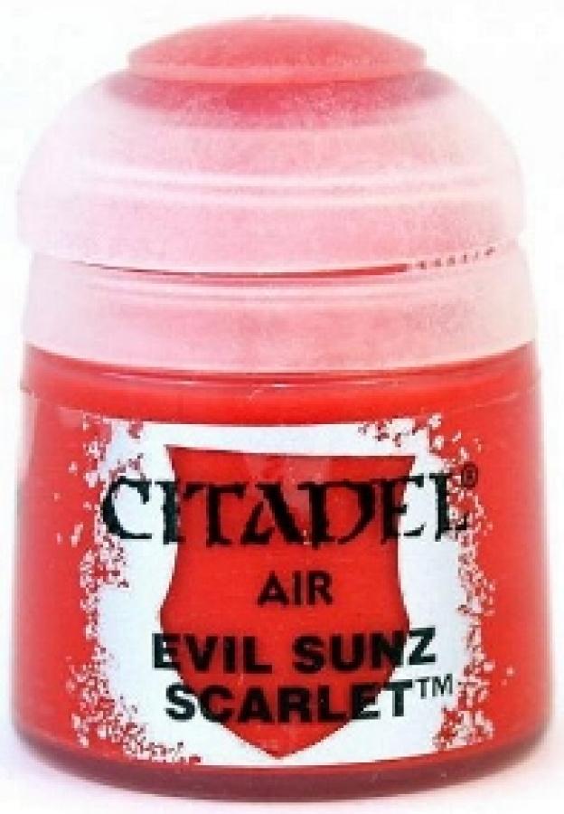 Citadel Air - Evil Sunz Scarlet