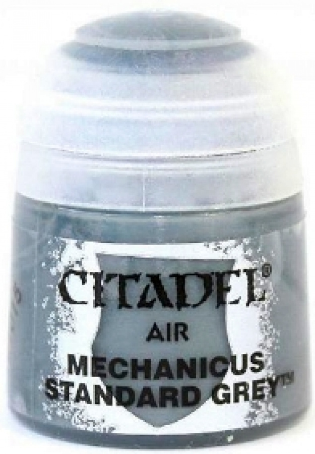 Citadel Air - Mechanicus Standard Grey